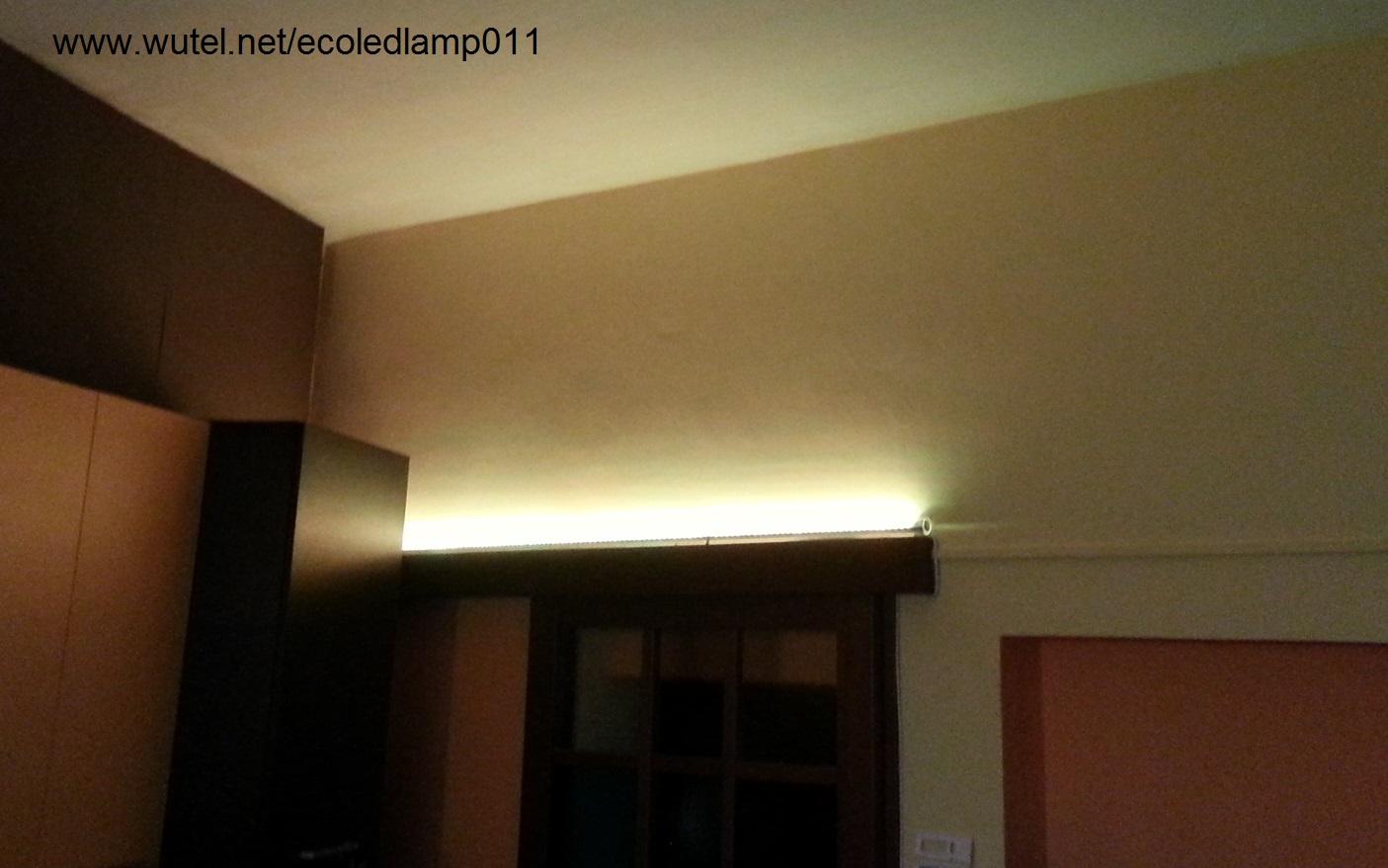 Accensione Lampadario Con Telecomando www.wutel/ecoledlamp011