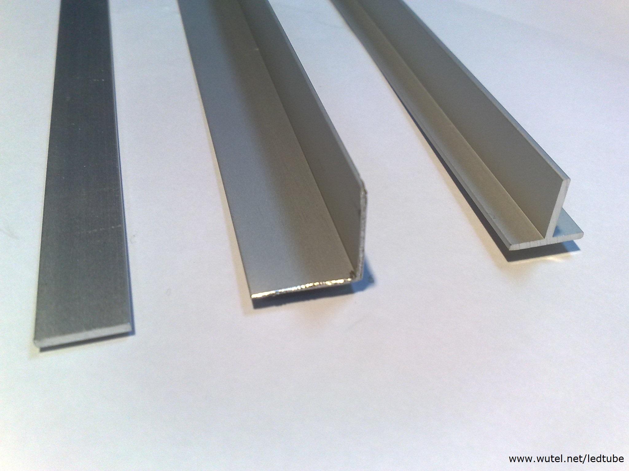 Profili Alluminio Prezzi ~ Idee Creative su Design Per La Casa e Interni
