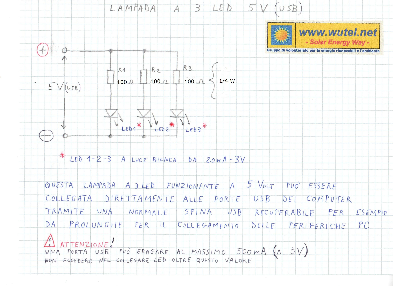 Schema Elettrico Led : At vu meter a operazionali con led elettronica club