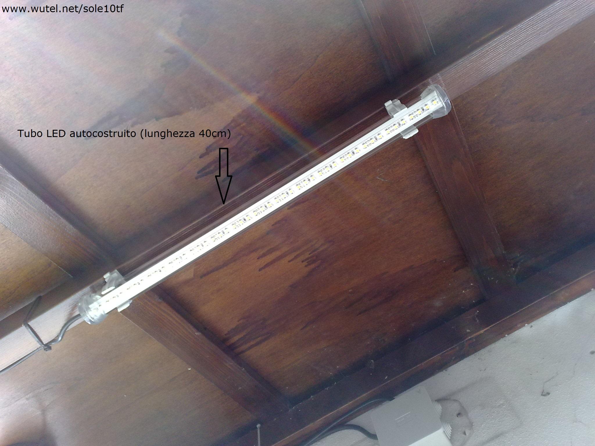 Illuminazione Led Balcone: