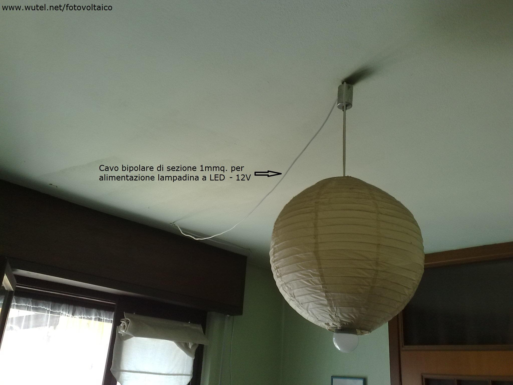 Lampadine Con Filo : Lampadine con filo alfred? lampadario in acrilico ...